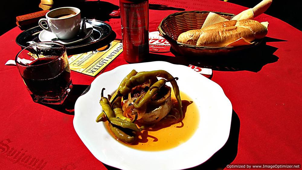 Olomouc - Czech food