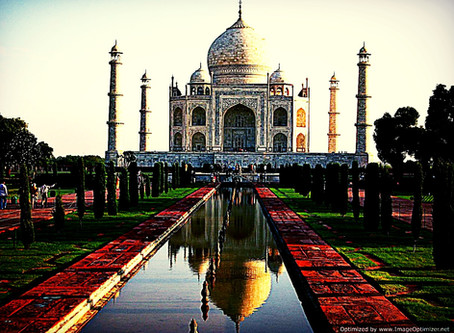 Northern India in a Month (Part 1/5) - Delhi and Agra