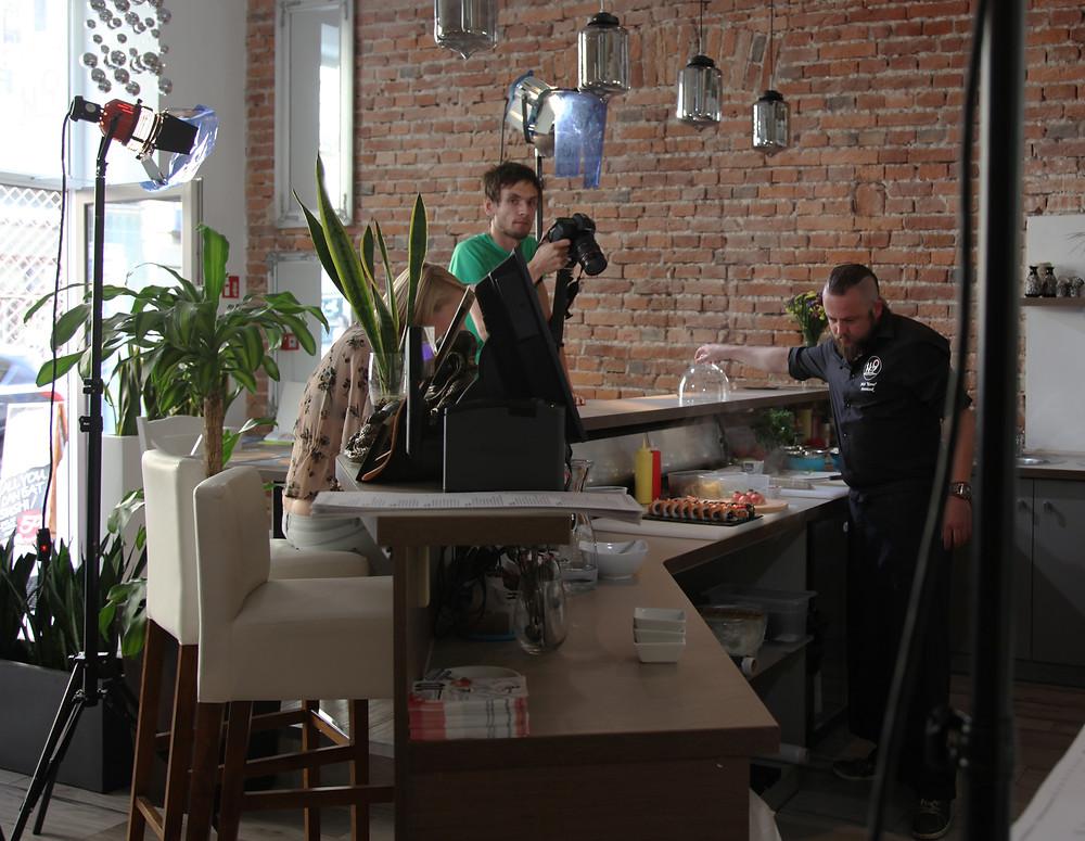 Nine Kitchen - interior