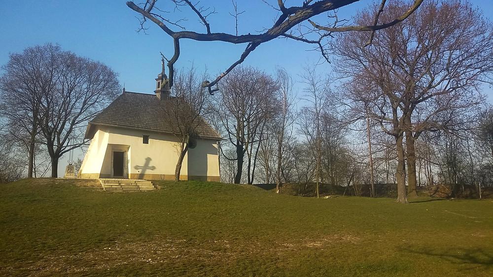 Krakow during time of Corona - St Benedict Church