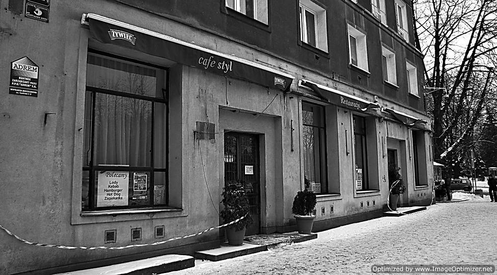 Cafe Styl. Crazy Guides, Nowa Huta