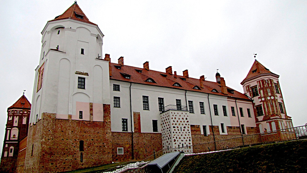 Mir Castle, central Belarus
