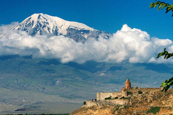 Khor Virab, Yervean, Armenia