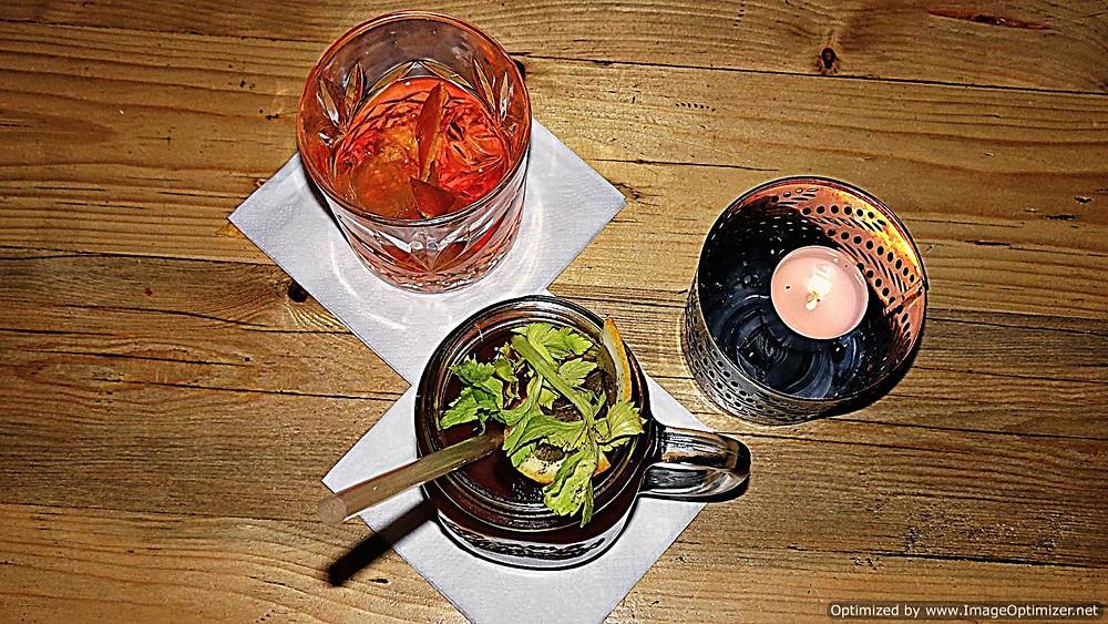 Manzana, Krakow - drinks