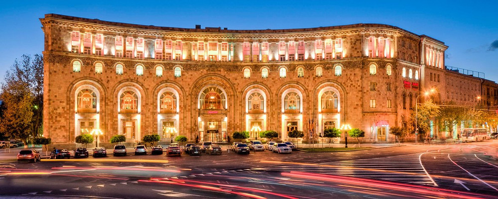 Marriott Hotel, Yerevan