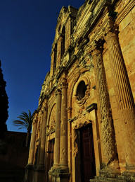 Arkadi Monastery, Rethymno, northern Crete