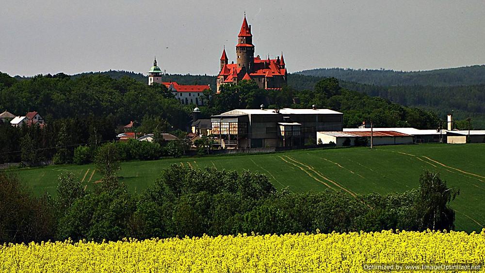 Bouzov Castle, Moravia