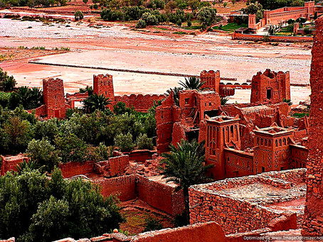 Morocco in a Month (Part 3/6) - Tafraoute & Ait Benhaddou