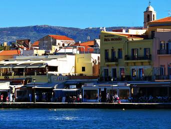 Hania's old town, Crete