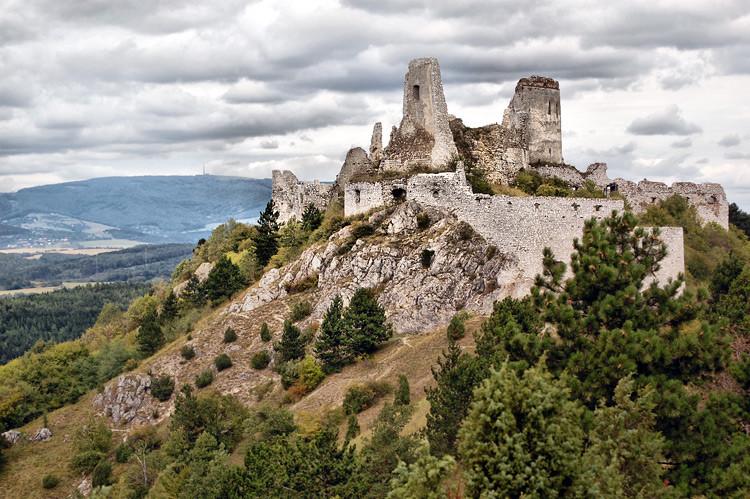 Cachatice Castle, Trencin, Slovakia