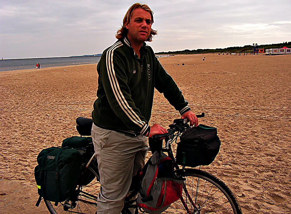 Beach, north west Poland, Baltic Sea