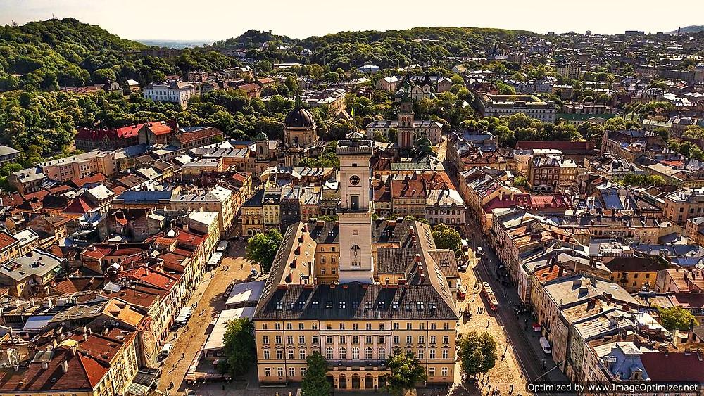 Main Square, Lviv