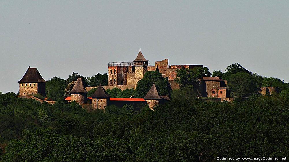 Helfstyn Castle, Czechia