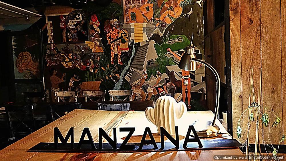 Manzana, Krakow - interior