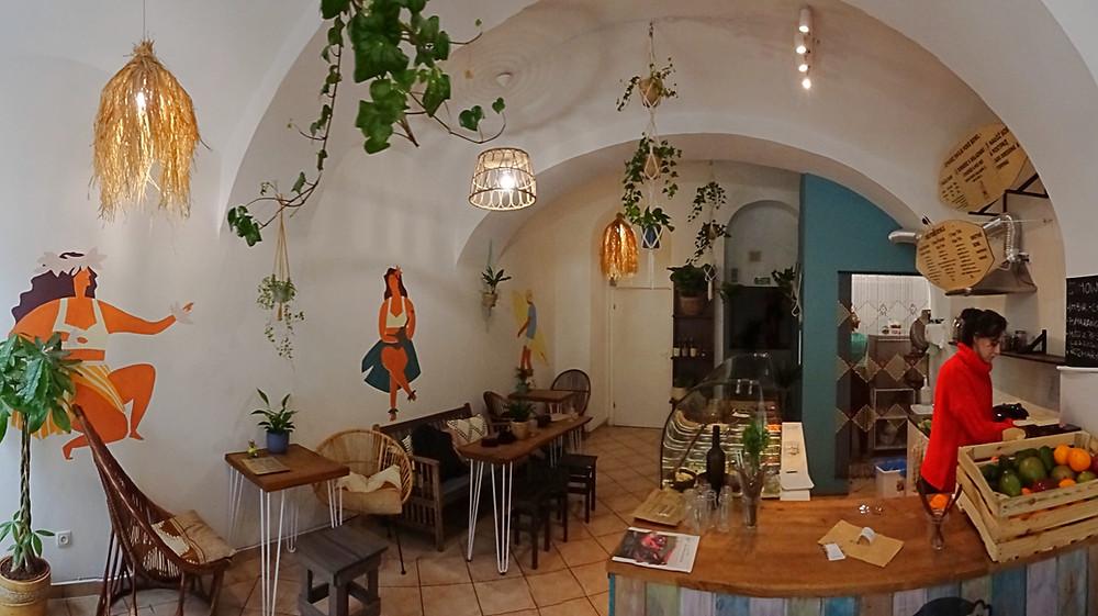 Oke Poke restaurant, Krakow
