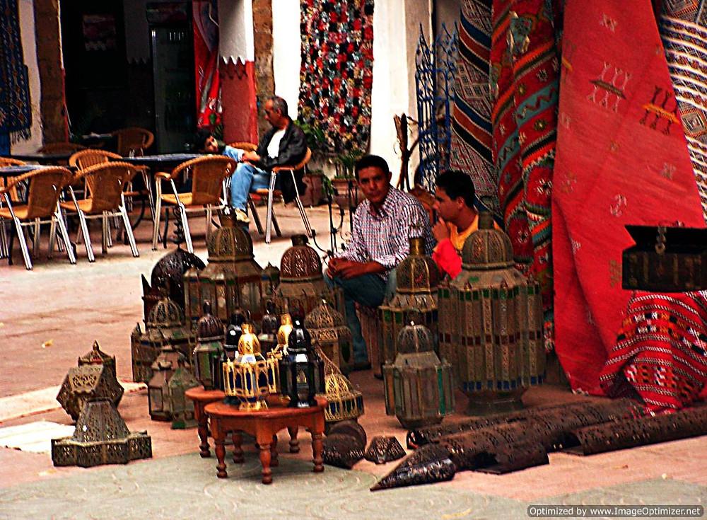 Essaouria medina, Morocco