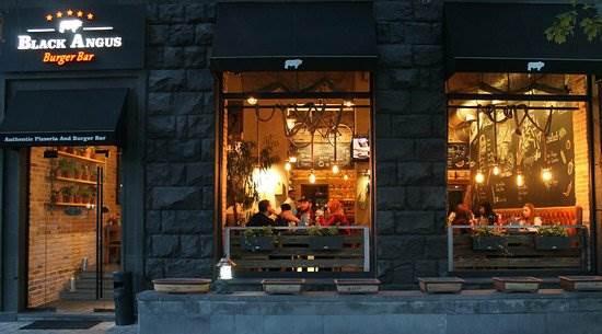Black Angus, Yerevan