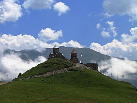 Caucasian Daze (Part 2/9) - Georgia: Kazbegi's Mountains of Poetry