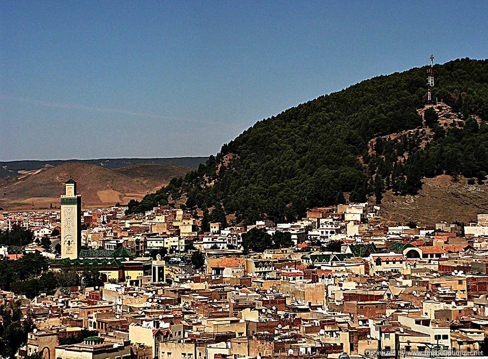 Azrou medina, central Morocco