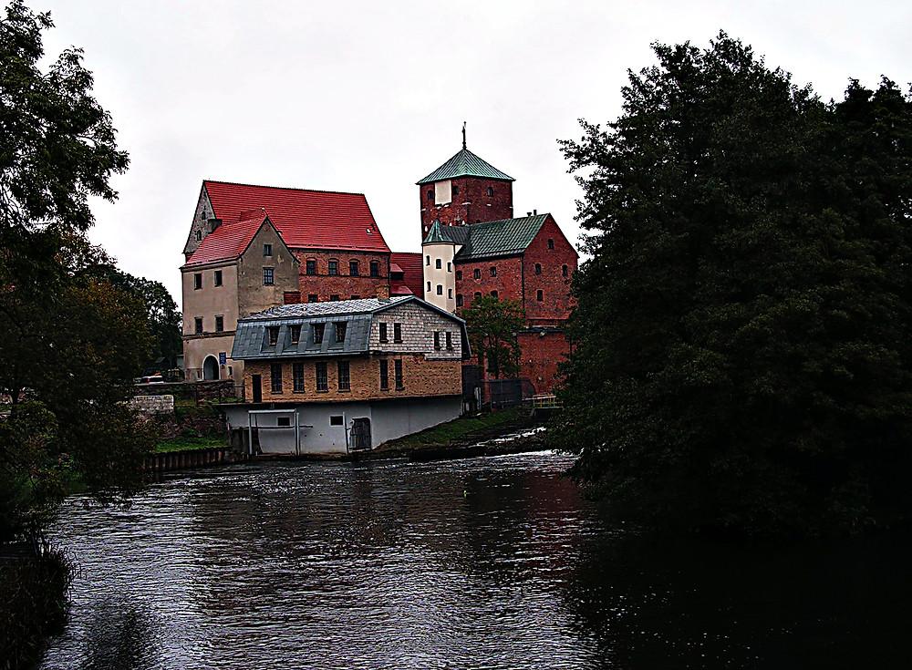 Darlowko, Baltic Sea, northern Poland