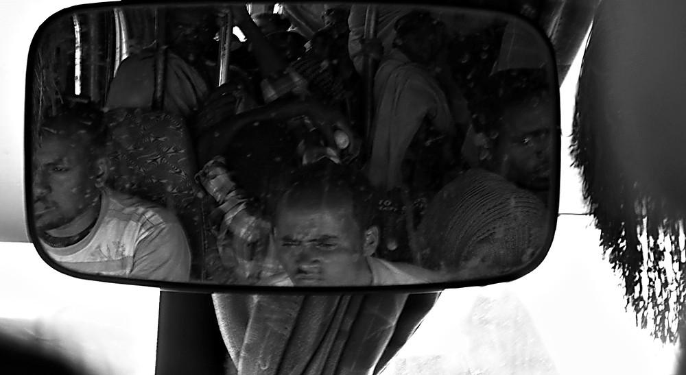 Ethiopian bus travel
