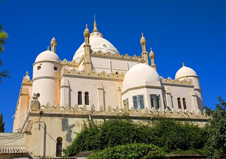Cathedral of St Louis, Byrsa Hill, Carthage, Tunisia