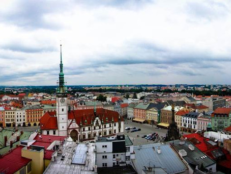 A Short Guide to Olomouc