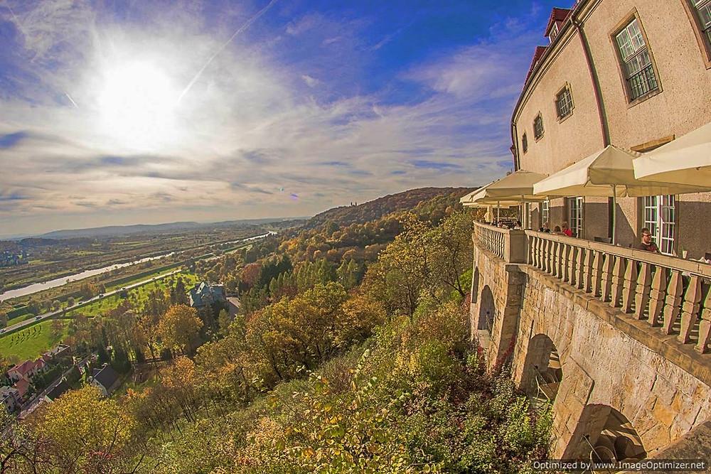 U Ziyada - exterior and view