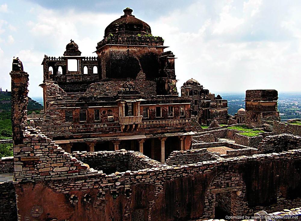 Chittorgarh Fortress, Rajasthan, India