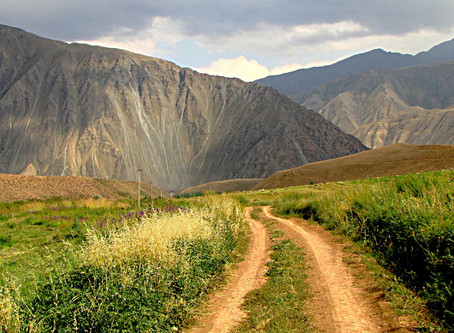 Notes From the Silk Road (Part 1/4) - Kyrgyzstan: The Switzerland of Central Asia