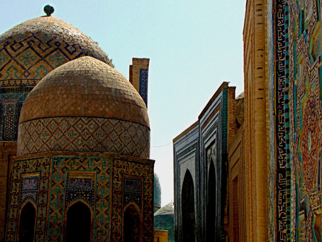 Notes From the Silk Road (Part 4/4) - Uzbekistan: Samarkand, Khiva & Bukhara