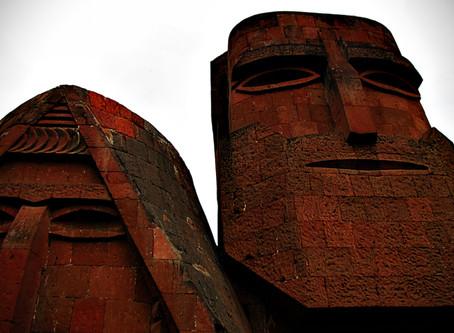 Caucasian Daze (Part 9/9) - Armenia - Nagorno-Karabakh: Surrealism and Tragedy