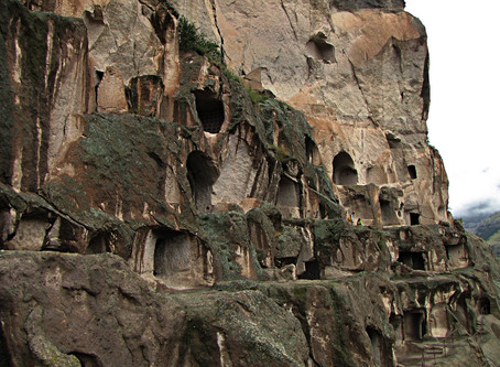 Caucasian Daze (Part 3/9) - Georgia: Cave Monasteries of Vardzia