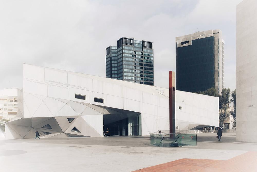 Modernist architecture, Tel Aviv, Israel