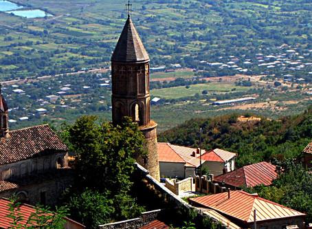 Caucasian Daze (Part 4/9) - Georgia: On the Grapevine - Kakheti