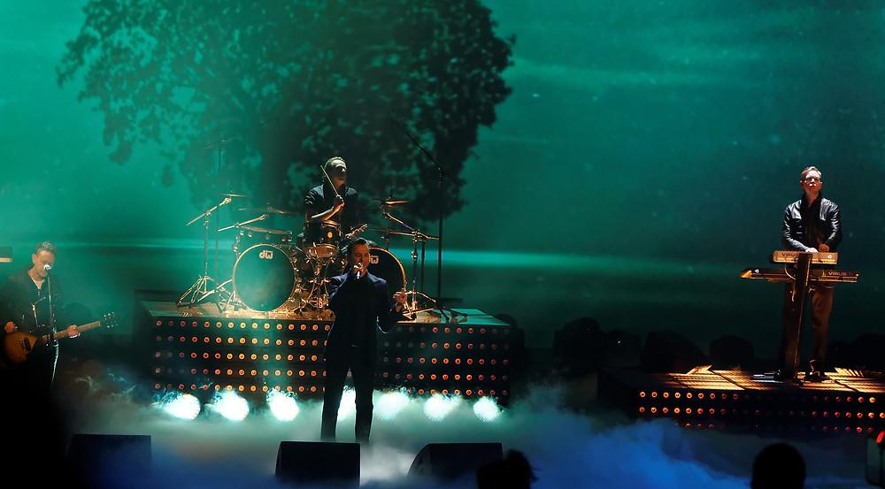 Depeche Mode, Tauron Arena, Krakow 2018