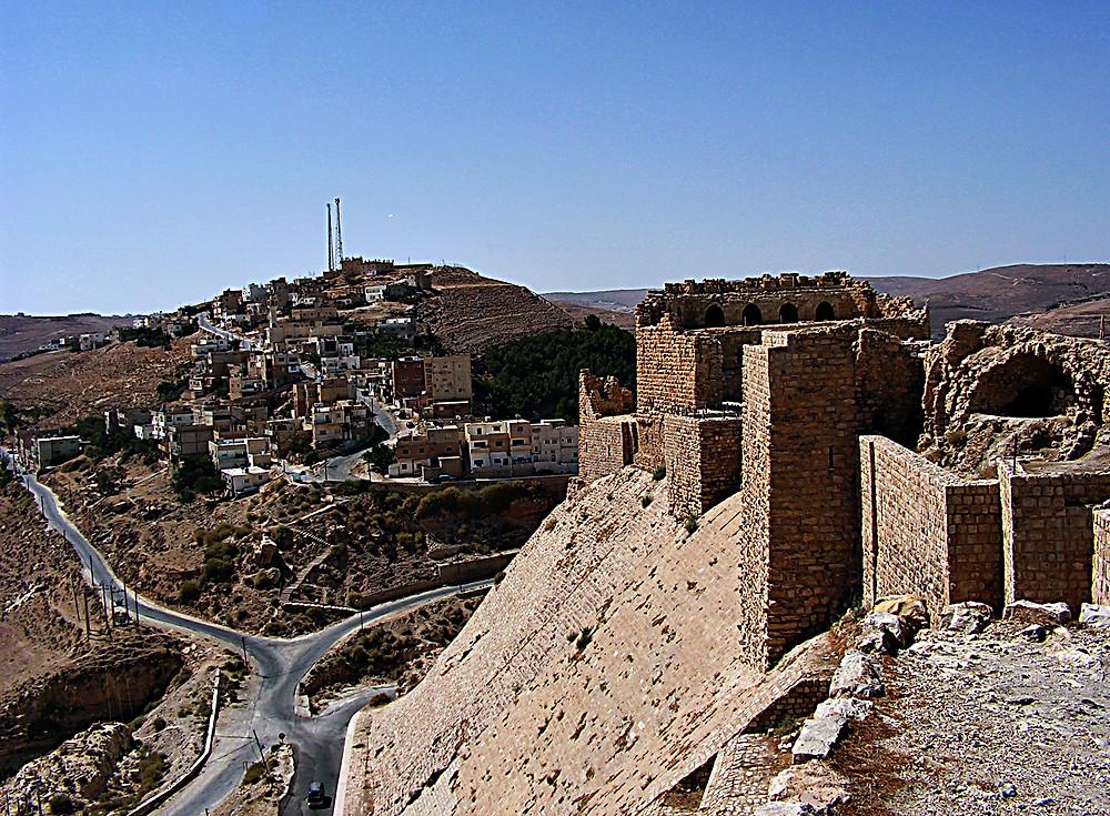 Karak's Crusader Castle, Jordan