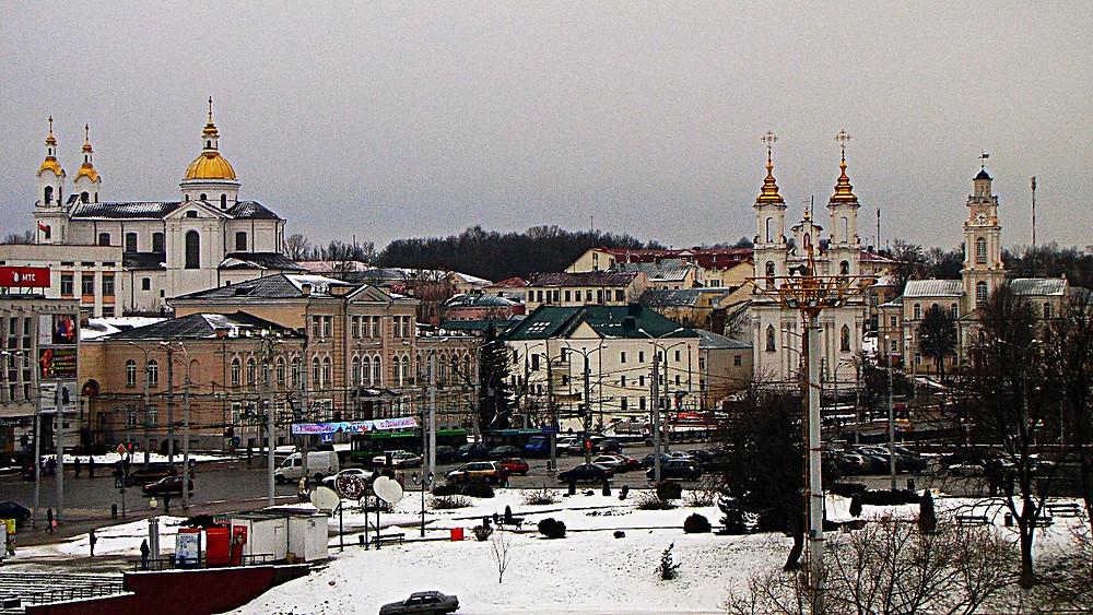 Central Vitebsk, Belarus