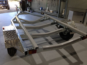 Off road Boat Trailer
