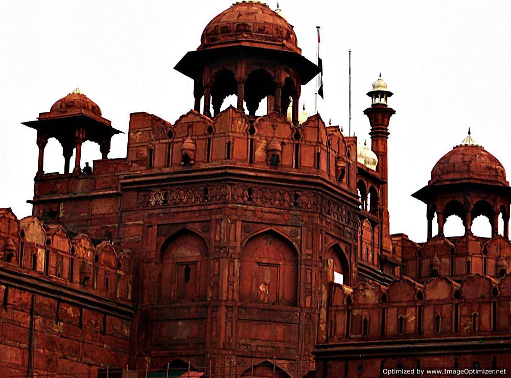 Red Fortress, Delhi, India