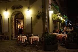 Qrudo restaurant - exterior