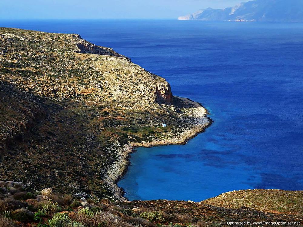 Agia Sostis Monastery, Balos, north west Crete