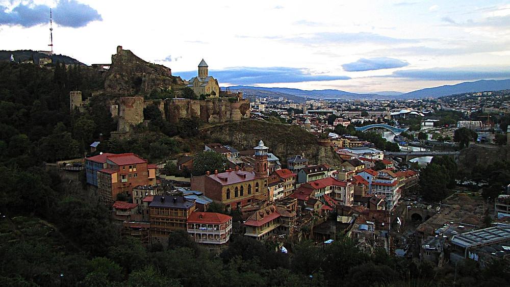 Tbilisi old town, Georgia