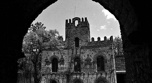 Gondar Castle, Ethiopia