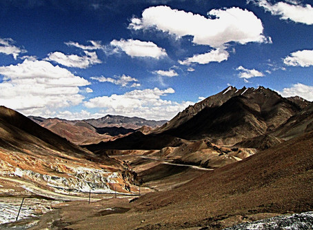 Notes From the Silk Road (Part 2/4) - Tajikistan: Riding the Pamir Highway