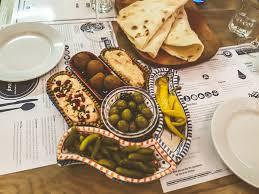 Hamsa restaurant - food