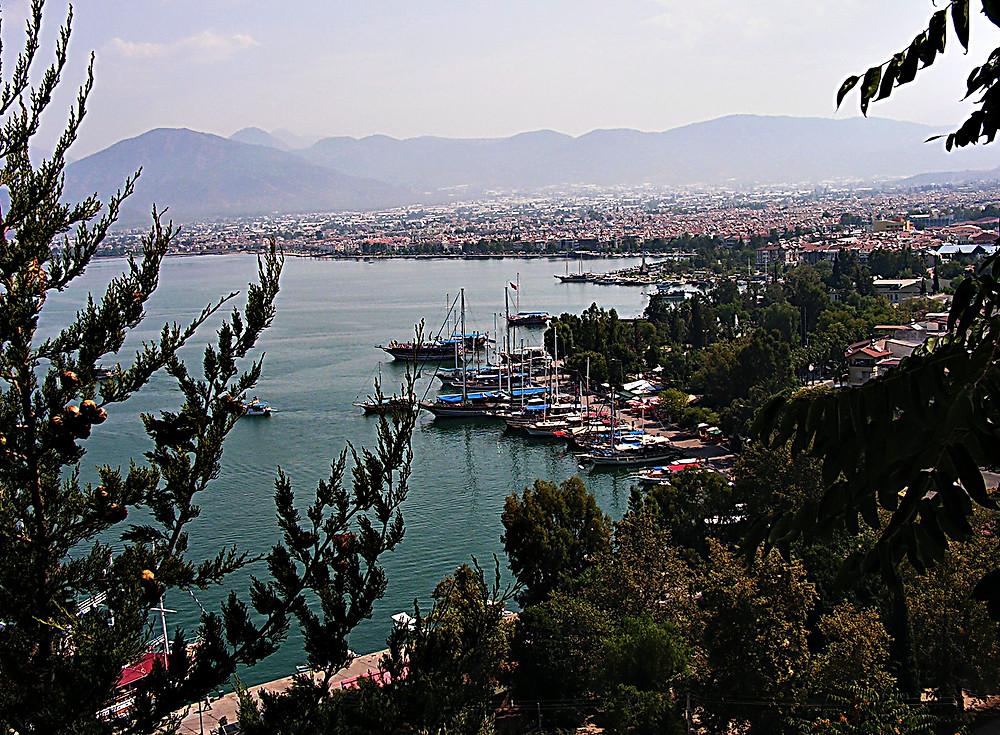 Fethiye - jewel of the Turquoise Coast, Turkey