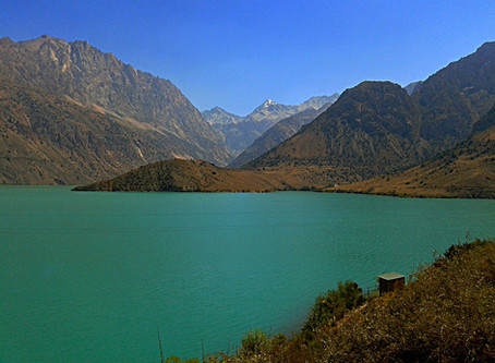 Notes From the Silk Road (Part 3/4) - Tajikistan: Dushanbe & the Fann Mountains