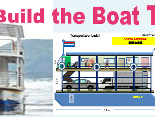 Leda's 2018 Special Campaign to buy a Boat