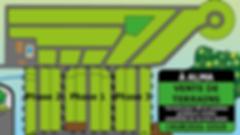 Plan du site de Camping domaine Lavoie
